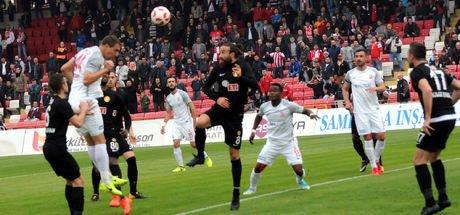 Balıkesirspor Baltok: 2 - Eskişehirspor: 3