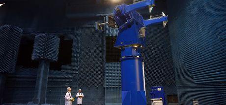 Uzay Sistemleri Entegrasyon ve Test Merkezi, ilk kez görüntülendi!