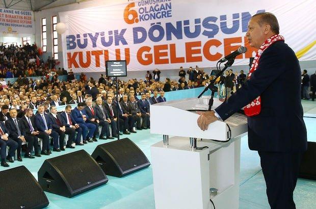 Erdoğan'dan 'imar' uyarısı: Bundan taviz olamaz, olmamalı