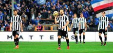 Juventus'a Sampdoria çelmesi