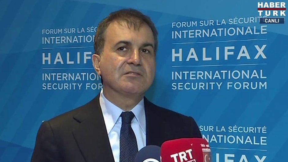Bakan Çelik: Bunu yapanı NATO'dan uzaklaştırmak yetmez