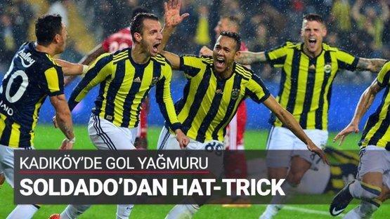 Fenerbahçe: 4 Demir Grup Sivasspor: 1