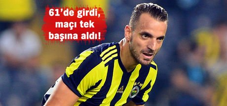 Fenerbahçe: 4 - Sivasspor: 1 (MAÇ SONUCU)