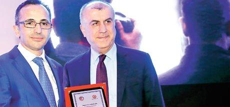 Türkiye Diyabet Vakfı'ndan Habertürk'e ödül
