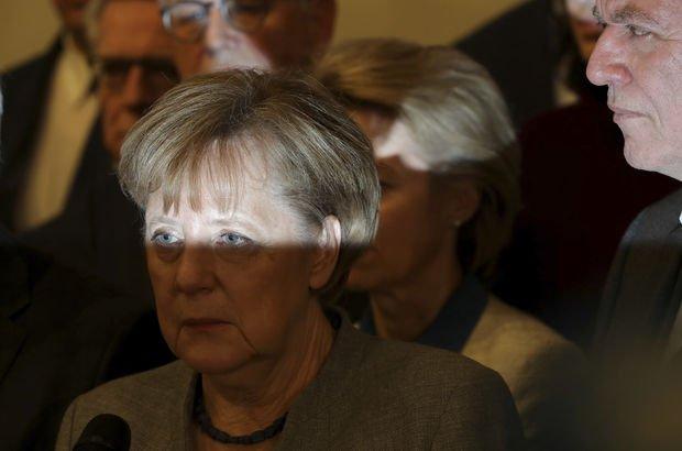 Almanya'da Jamaika koalisyonu çöktü, erken seçim gündemde!