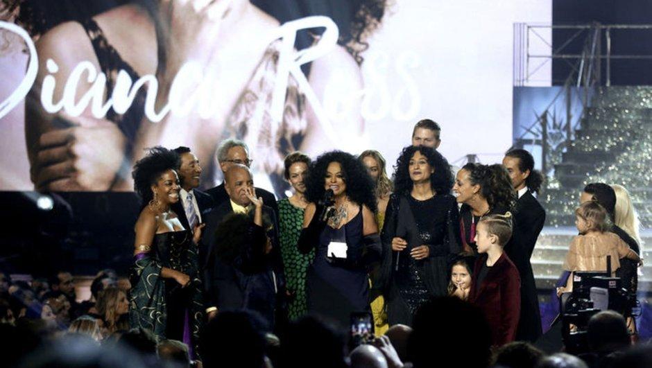 2017 Amerikan Müzik Ödülleri sahiplerini buldu
