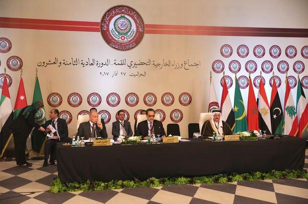 Arap Birliği İran için toplandı!