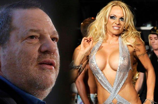 Pamela Anderson köpeğe 'hayır' demiş