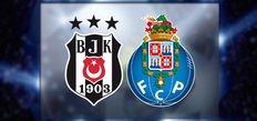 Beşiktaş'ın konuğu Porto