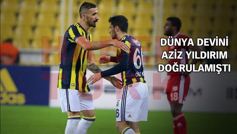 Fenerbahçe 20 milyonluk çocuğu konuşuyor!