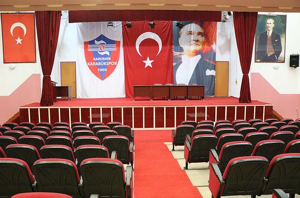 Karabükspor'da kongre ertelendi