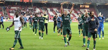 Atiker Konyaspor, Marsilya maçından umutlu