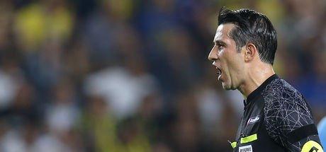 Ali Palabıyık, Lazio-Vitesse maçını yönetecek