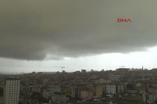 İstanbul hava durumu! Kar yağacak mı? Meteoroloji'den yağmur ve kar uyarısı