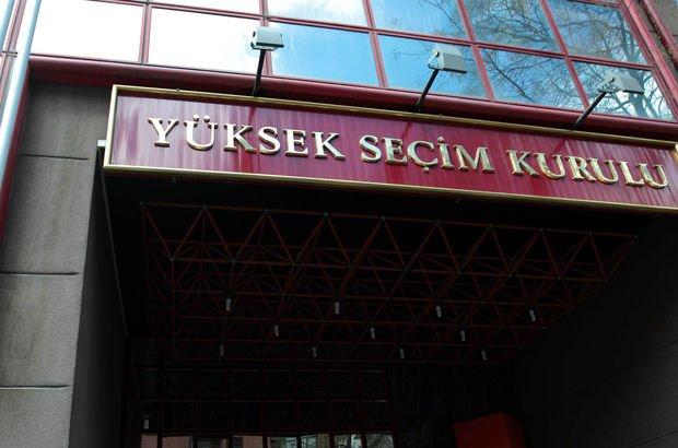 YSK değişiklik teklifinin TBMM'ye sunulması ertelendi