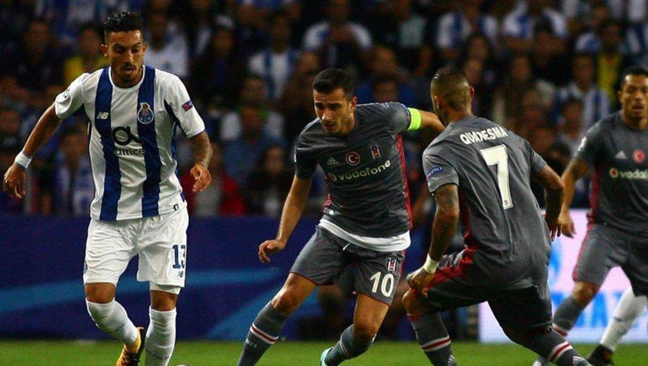 Beşiktaş'ın Porto 11'i...