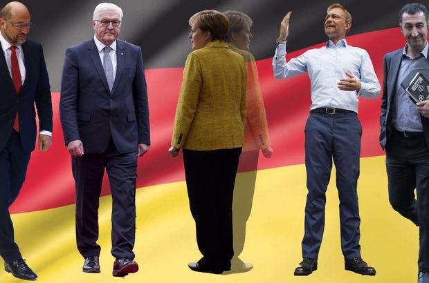 Almanya'da 'eşi benzeri görülmemiş' hükümet krizi!