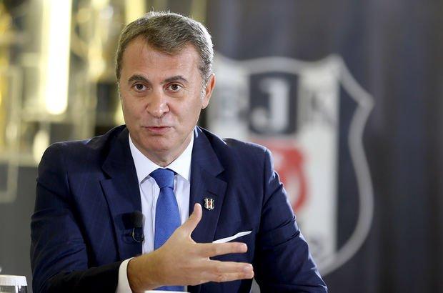 Fikret Orman: Oğuzhan Beşiktaş'ta kalır