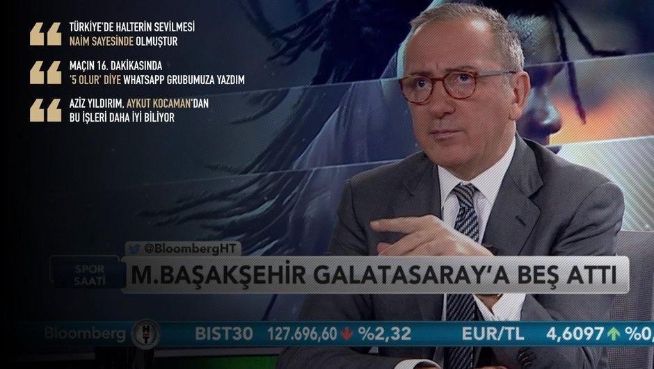 ''Gümüşdağ, Galatasaray'daki üyeliğini askıya almalıdır''