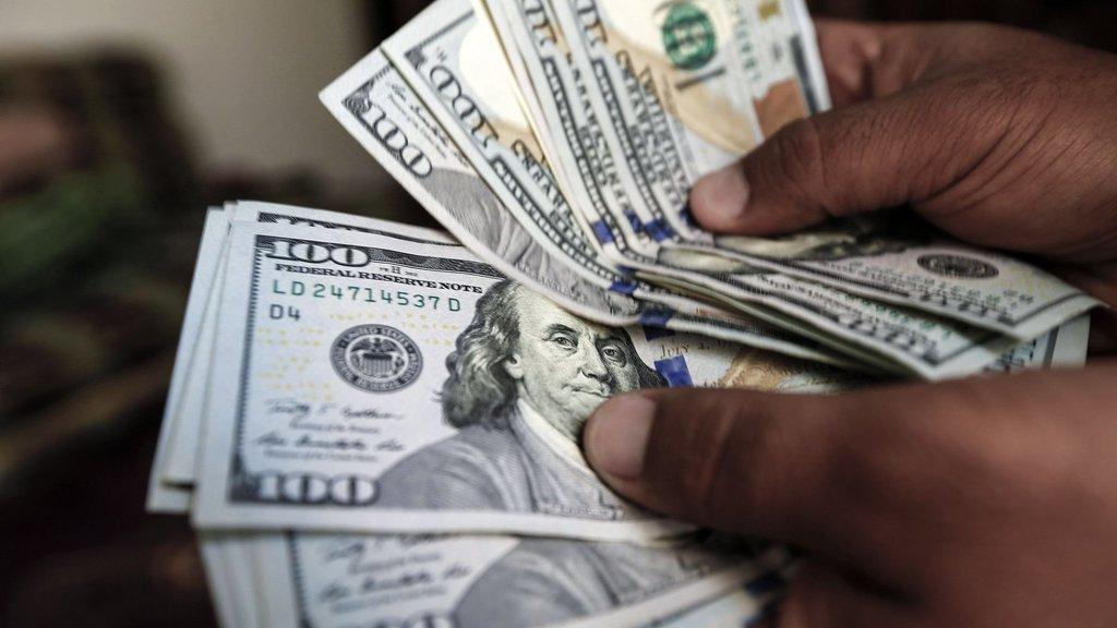 Dolarda tarihi rekor! 3.96 TL'yi aştı