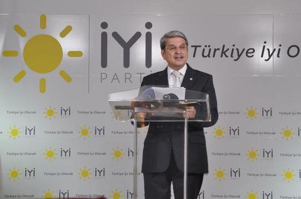 Aytun Çıray: İYİ Parti'nin vizyonunda uçan taksi var