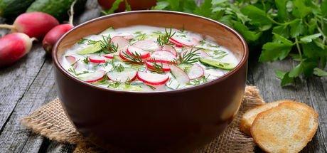 Yoğurtlu kabak salatası nasıl yapılır? Yoğurtlu kabak salatası tarifi ve malzemeleri