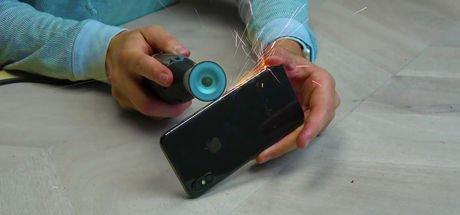 iPhone X'in içinde ne var?