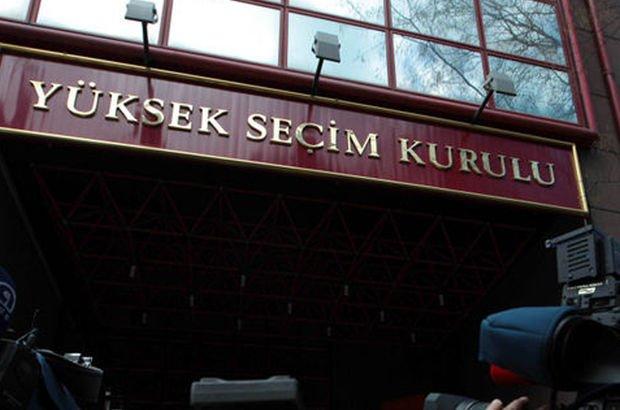 AK Parti, YSK teklifini sundu