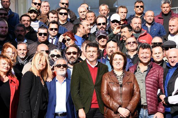Bodrum'da MHP'den toplu istifa