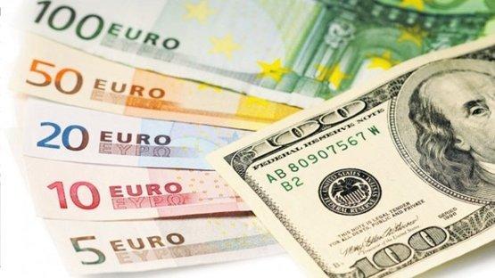 Dolar ve euroda rekor