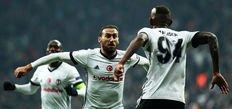 Vodafone Park'ta ilk gol