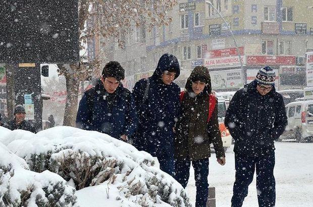 Yılın ilk kar tatili