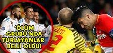 Beşiktaş'ın grubunda çok 'farklı' skor!