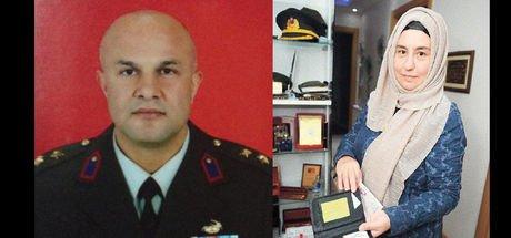 Şehit Binbaşı Arslan Kulaksız PKK'lı teröristin ismini cüzdanında taşıyordu
