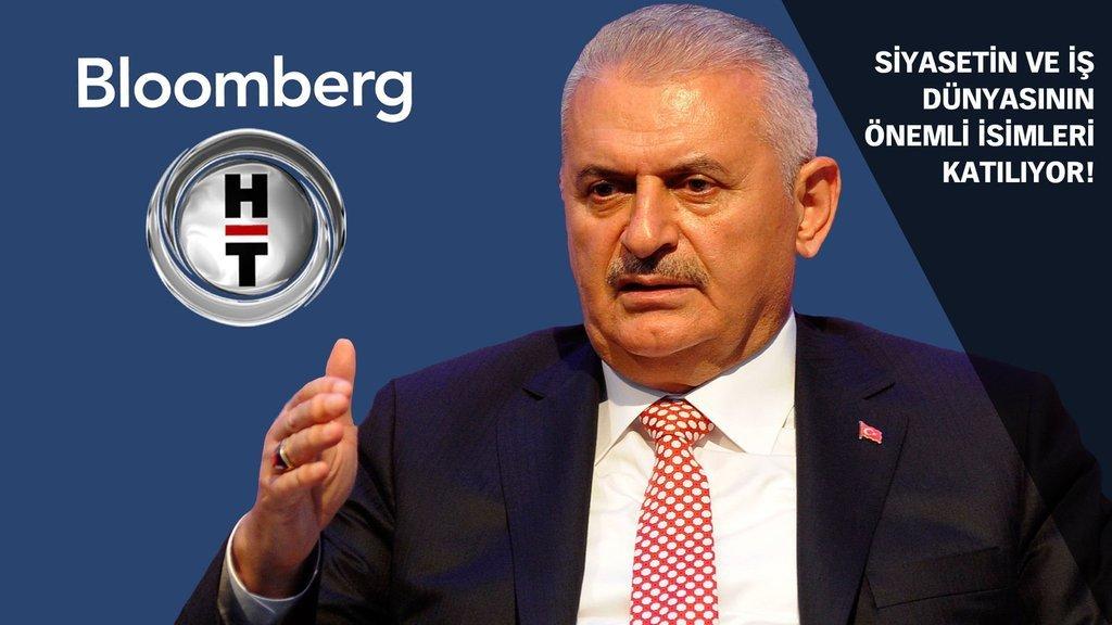 Bloomberg HT Türkiye Ekonomi Zirvesi bugün!