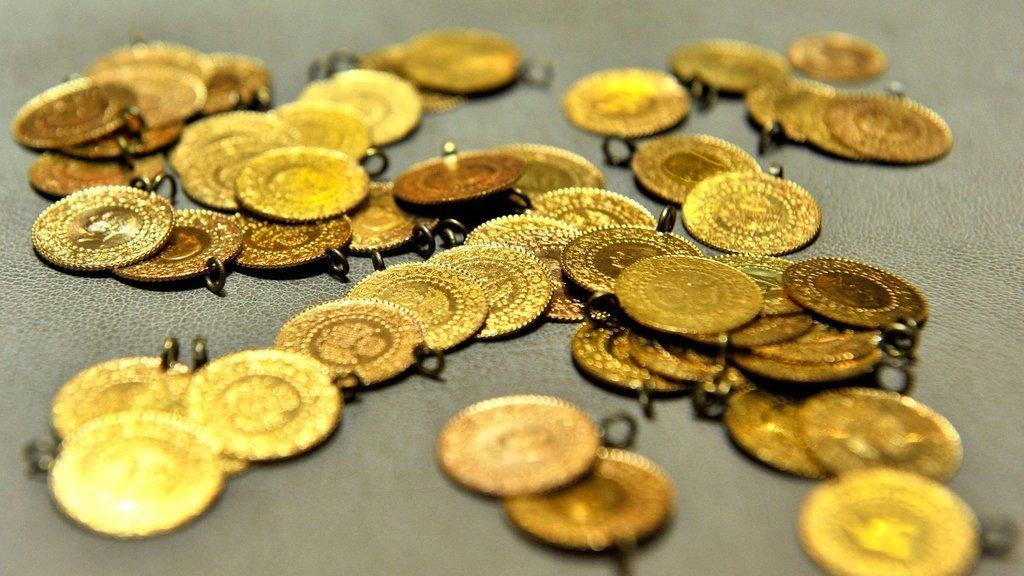 Gram altın güne rekorla başladı