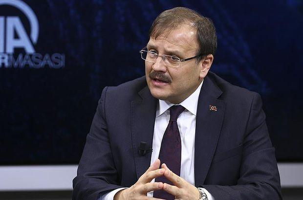 Hakan Çavuşoğlu'ndan NATO skandalı açıklaması: FETÖ mensuplarının taktikleri olarak görüyoruz