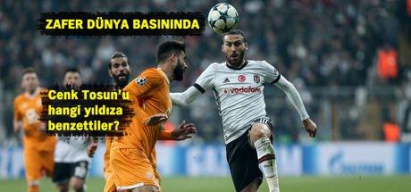 Avrupa basınından Beşiktaş-Porto maçı yorumları