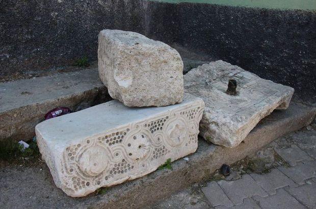3 bin 200 yılık Luvi tableti koruma altında