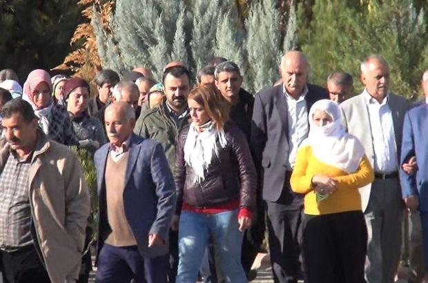 HDP'li vekil teröristin cenazesine katıldı