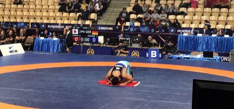 Burhan Akbudak, dünya şampiyonu oldu!