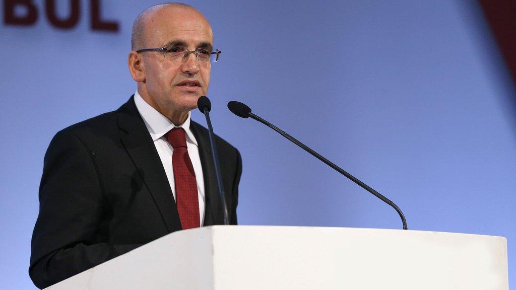 Başbakan Yardımcısı Şimşek: Piyasadaki iniş çıkış geçici