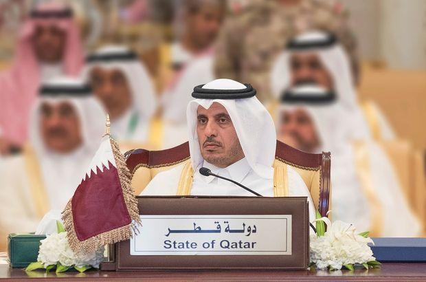 Katar'dan bir kez daha diyalog çağrısı!