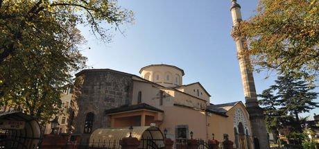 Büyük Fatih Camii'de 1600 yıllık tarih!