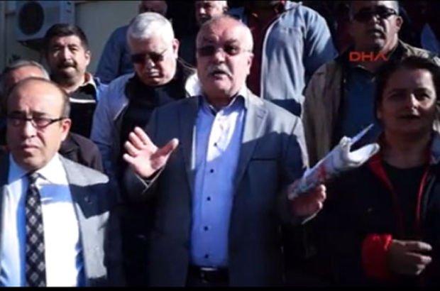 Antalya'da MHP'den toplu istifa
