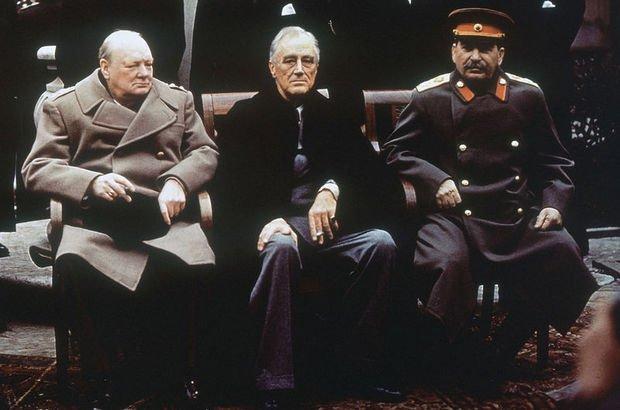yalta konferansı ile ilgili görsel sonucu