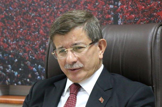 Davutoğlu'nun Marmara Üniversitesi'ndeki konferansı iptal edildi