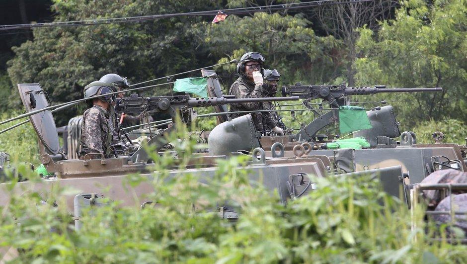 Kaçan askerden sonra Kuzey Kore'den sınırdaki askerlerle ilgili yeni karar!