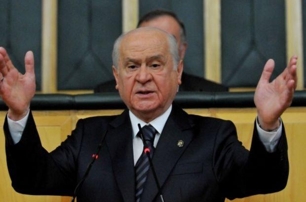 Devlet Bahçeli: Türk bayrağı Kandil'de dalgalanmalı, Afrin teröristlere mezar olmalıdır