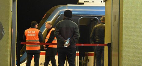 Üniversite öğrencisi trenin önüne atladı